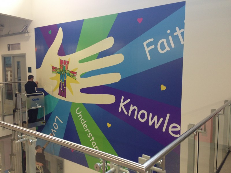 Custom Wallpaper Printing Wall Graphics Printed